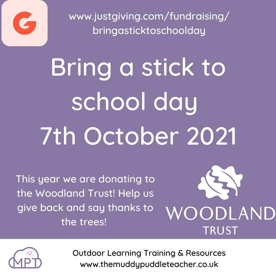 bring a stick to school day