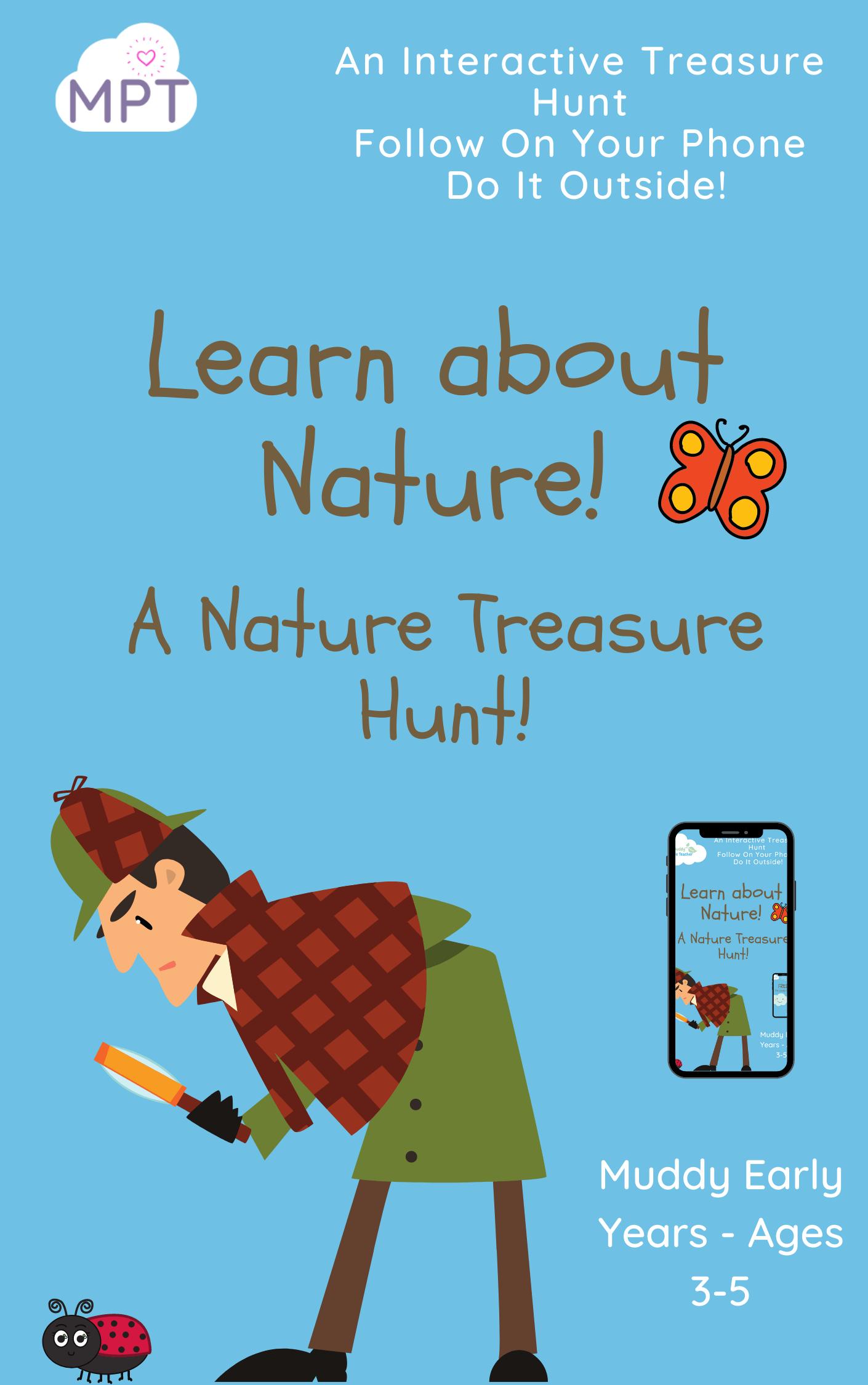 nature treasure hunt