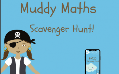 Outdoor EBook Scavenger Hunt (Maths- Numbers to 20)