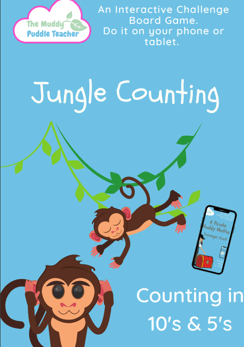 jungle counting