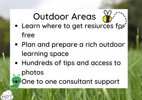 outdoor continious provision