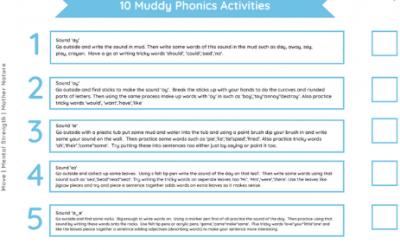 KS1 10 Phonics Tasks