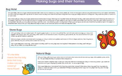 Babies&Bugs (Ideas Pack)