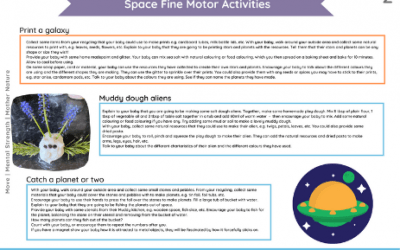 Early Years Space (Outdoors)