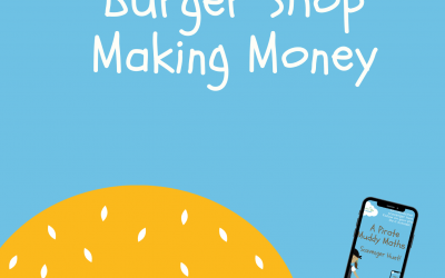 Burger Shop Making Money 1p 2p 5p & 10p