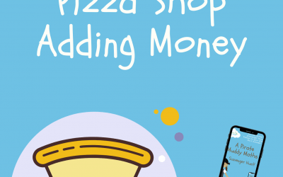 Pizza Shop Adding Money 20p 50p £1 EBook