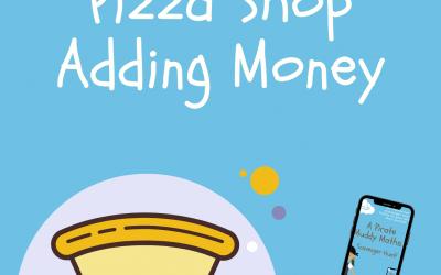 Pizza Shop Adding Money 1p 2p 5p & 10p EBook