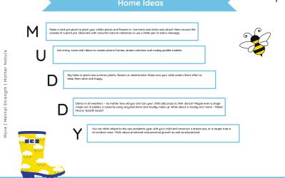 Summer Holiday Ideas UKS2