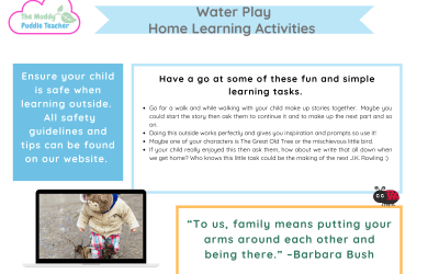 Water and Bubble Play for Babies