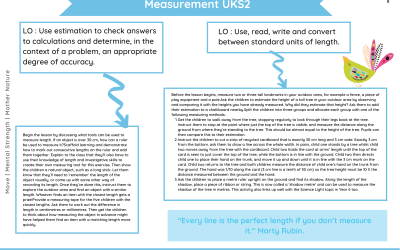 Measurement KS2