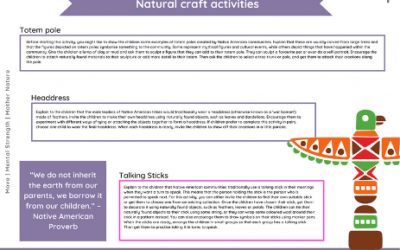 Cowboys and Native Americans KS2
