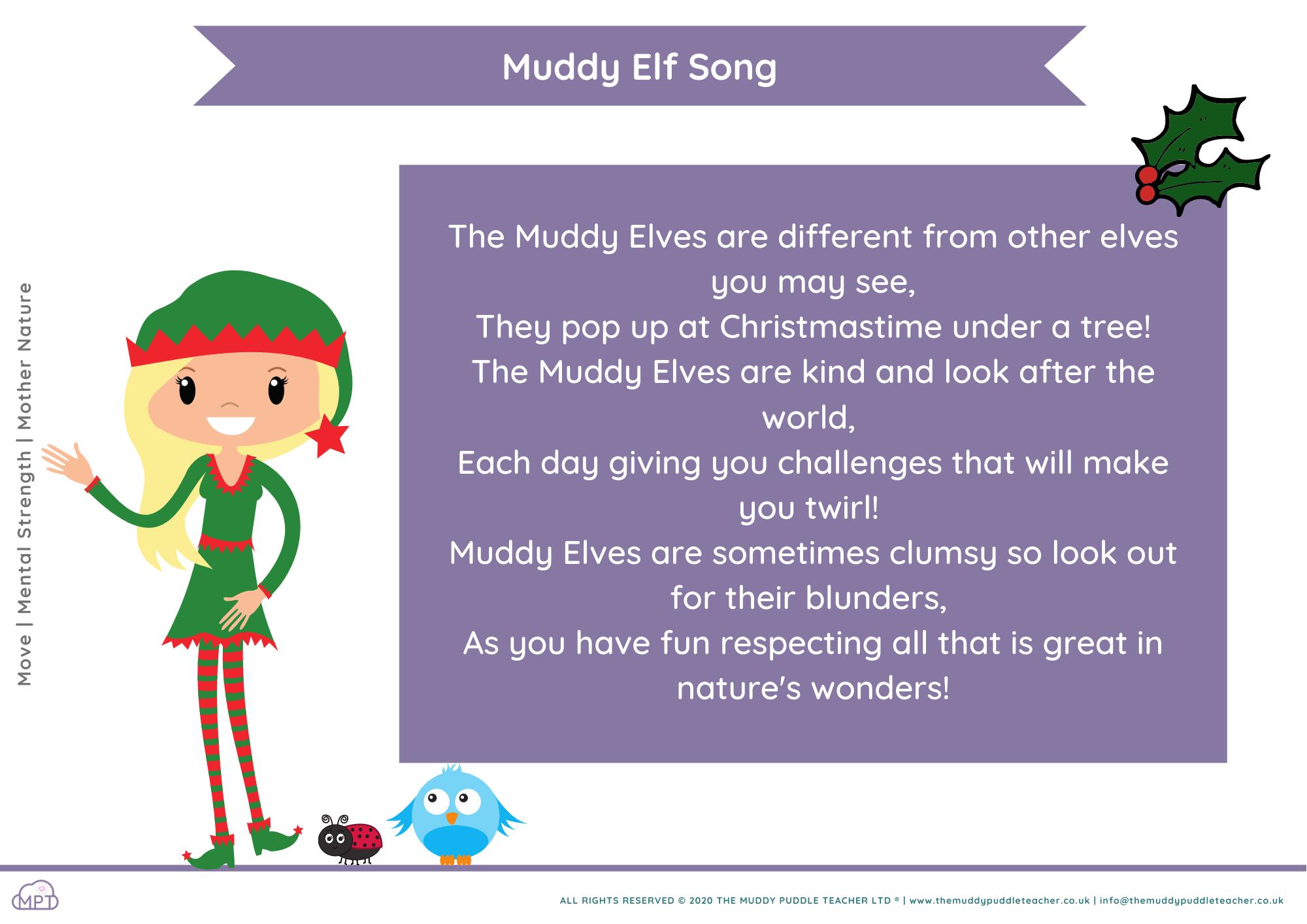 muddy elf