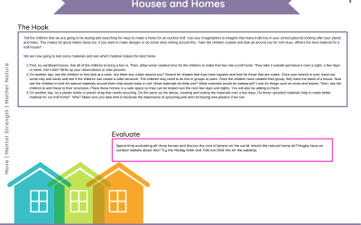 Houses and Homes – KS1