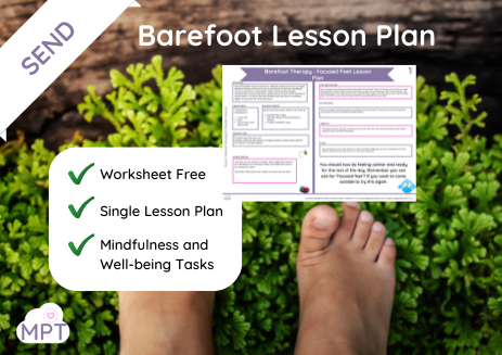 barefoot lesson