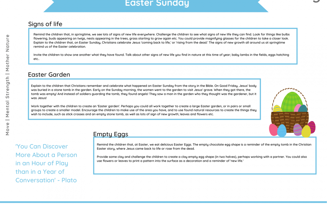 EY Easter Story