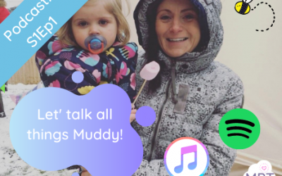 Podcast S1E1: Let' talk all things Muddy!