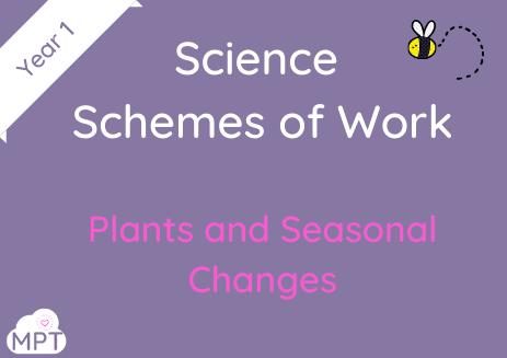 plants and seasonal changes