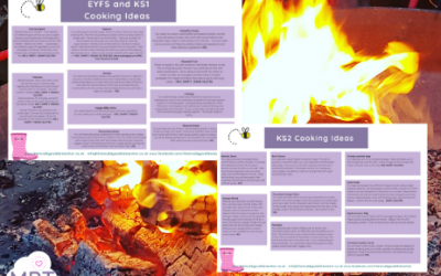 Forest School Cooking Recipes – Open Fire/BBQ