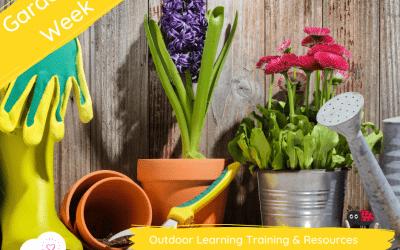 National Children's Gardening Week