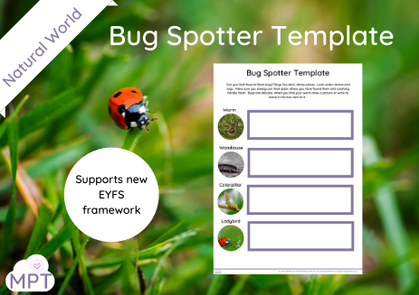 Bug Spotter Template