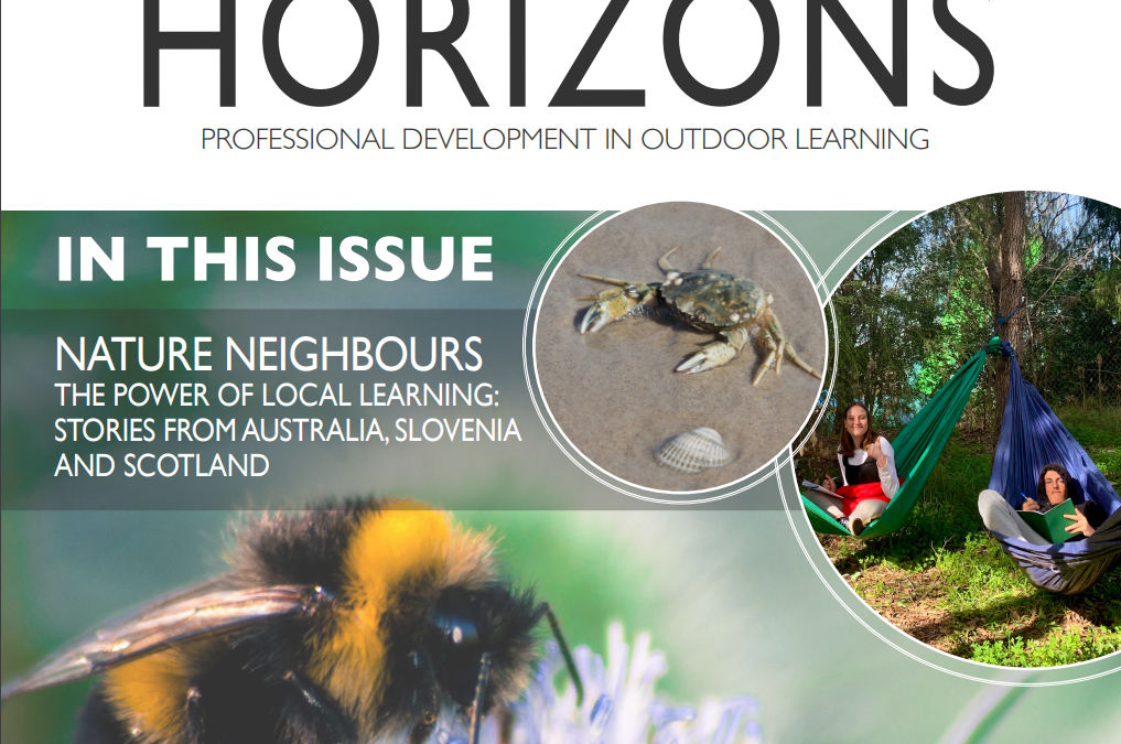 Institute for Outdoor Learning – Horizons – Summer Edition