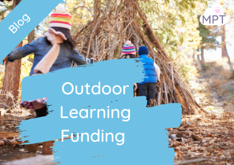 outdoor learning funding