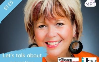 S1E5: Let's talk Parenting with Sue Atkins