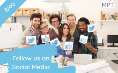 Follow MPT on Social Media (All of the links)