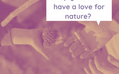 How can you connect your class with nature?