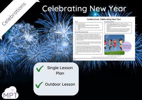 Celebrations Celebrating New Year