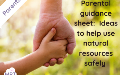 Safety while using Natural Resources