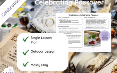 Celebrations Celebrating Pesach (Passover)