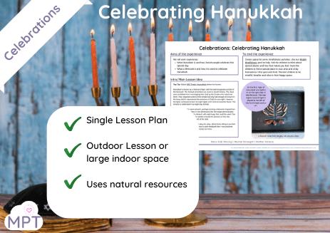 Celebrating Hannukah