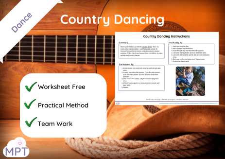country dancing for kids