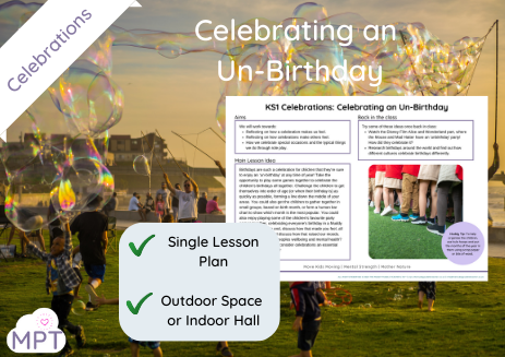 Celebrations Celebrating an Un-Birthday