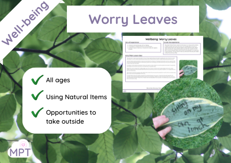 worry leaves