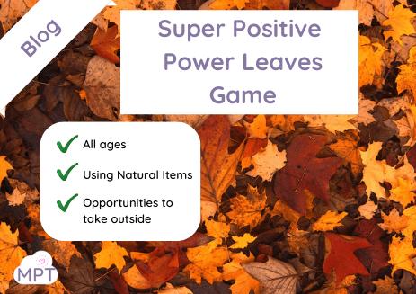 Super Positive Power Leaves