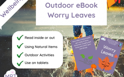 Worry Leaves (Outdoor eBook)