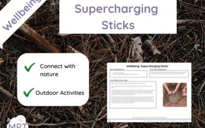 Supercharging Sticks (Wellbeing)