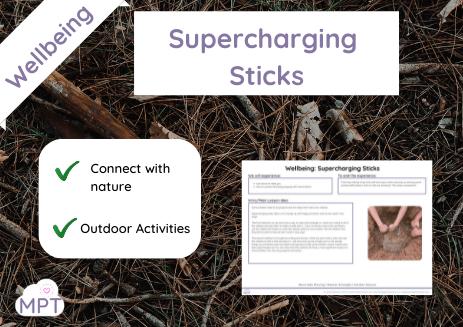 Supercharging Sticks