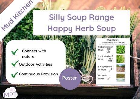 happy herb silly soup