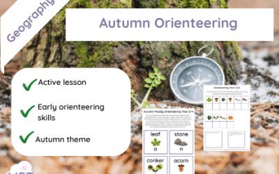 Autumn Orienteering Year 3/4