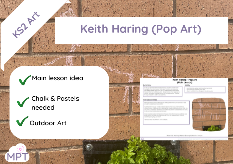 Keith Haring (Pop Art)