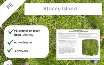 Stoney Islands (PE Starter or Brain Break)