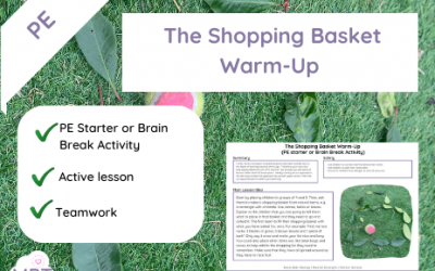 The Shopping Basket Warm-Up