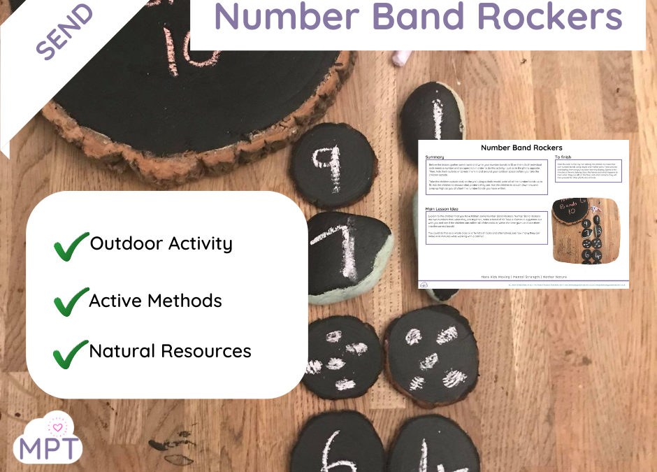 Number Band Rockers (Number Bonds to 10/20) Lesson Plan