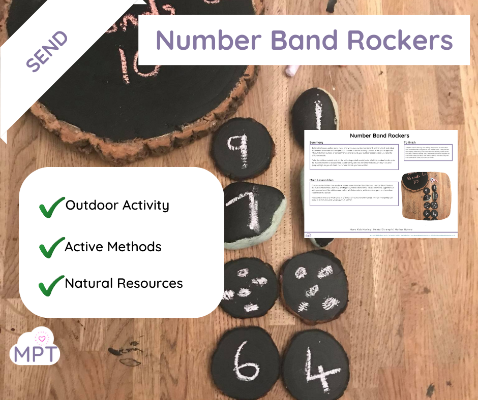Number Band Rockers (Number Bonds to 10)