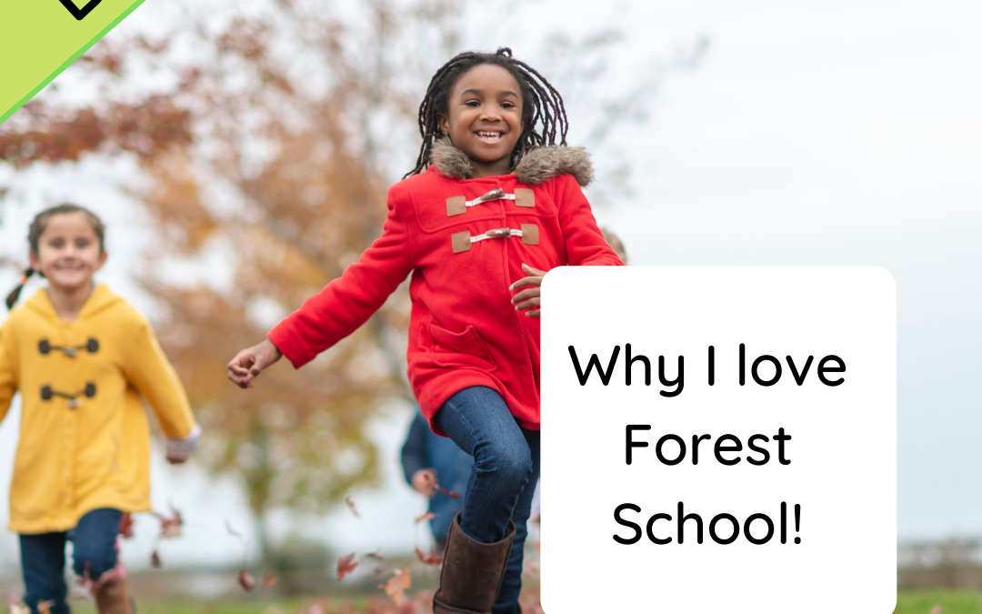Why I love Forest School!
